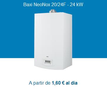 Baxi NeoNox 20/24F - 24 kW