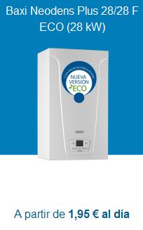 Baxi Neodens Plus 28/28 F ECO (28 kW)