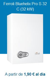 Ferroli Bluehelix Pro S 32 C (32 kW)