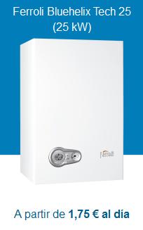 Ferroli Bluehelix Tech 25 (25 kW)