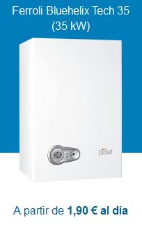 Ferroli Bluehelix Tech 35 (35 kW)