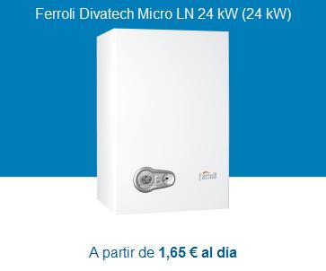 Ferroli Divatech Micro LN 24 kW (24 kW)
