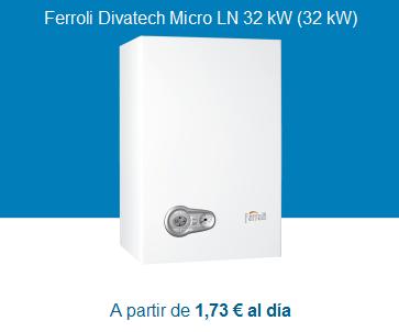 Ferroli Divatech Micro LN 32 kW (32 kW)