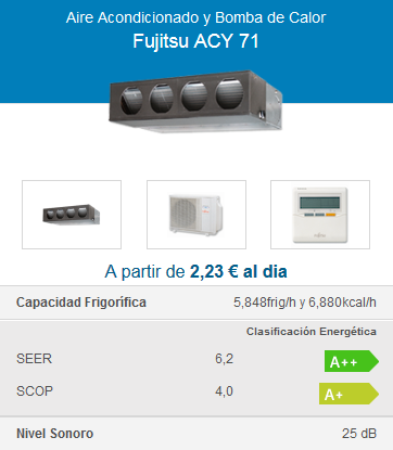 Fujitsu ACY 71