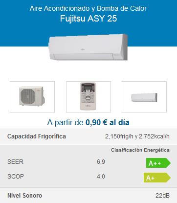 Fujitsu ASY 25