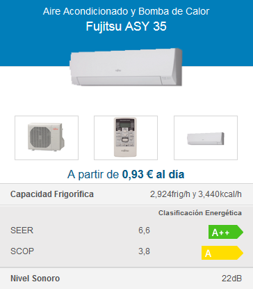 Fujitsu ASY 35