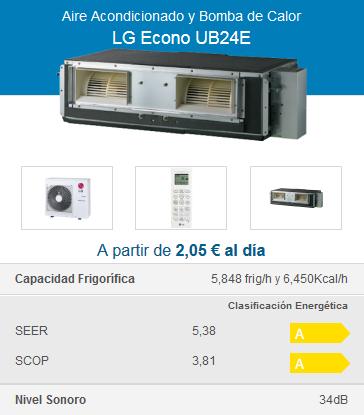 LG Econo UB24E