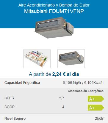 Mitsubishi FDUM71VFNP