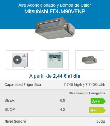 Mitsubishi FDUM90VFNP