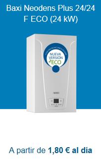 Baxi Neodens Plus 24/24 F ECO (24 kW)